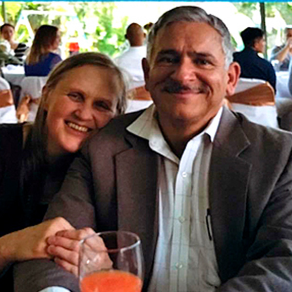 Rodolfo and Nancy Rose Umaña