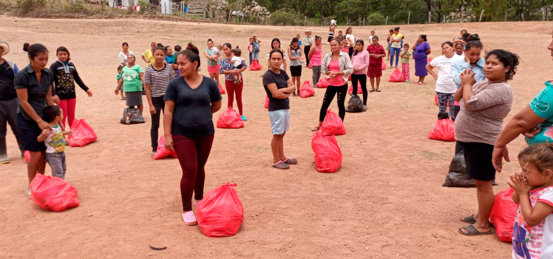 Honduras Relief Project